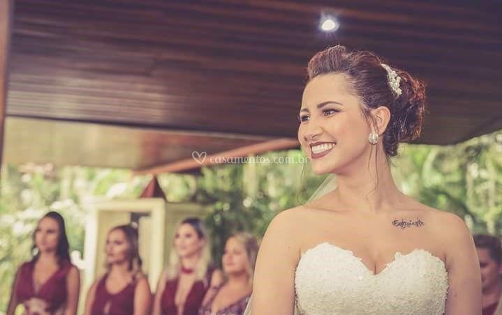 Noiva Caroline