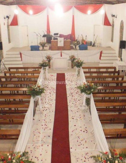 A igreja