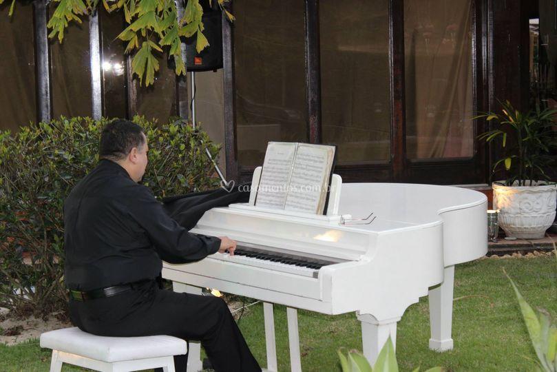 Piano de Cauda digital