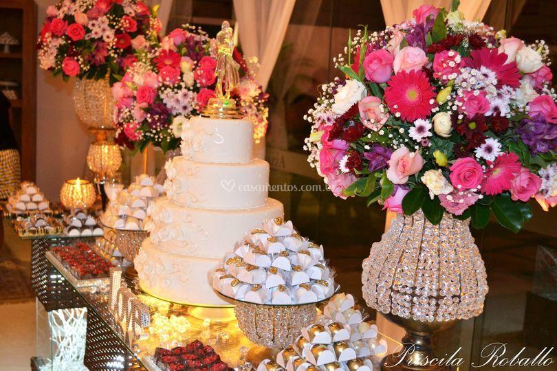 Mesa de bolo