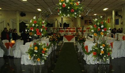 Buffet Catedral Hall