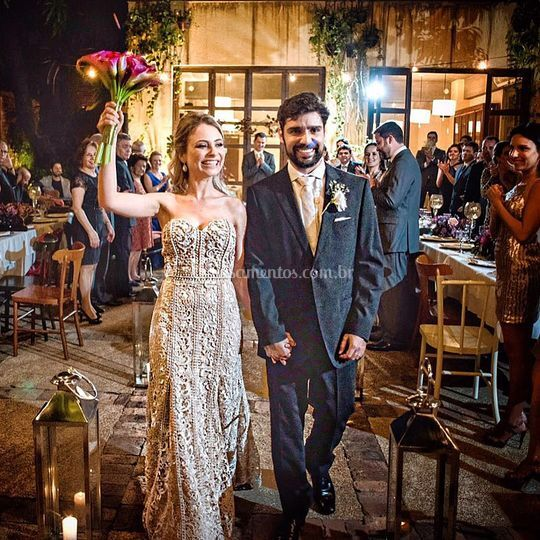 Casamento Cristiane Oliveira