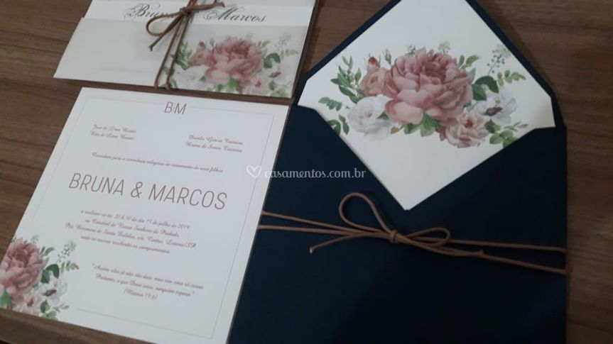 Convite Envelope E02