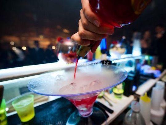 Mixologia molecular  de Kamikase Bar Solutions