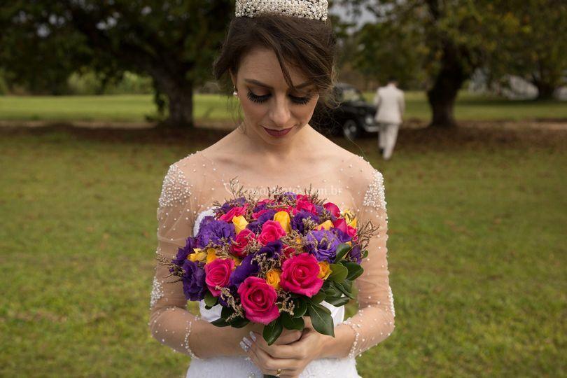 Casamento Jessica & Kelvin