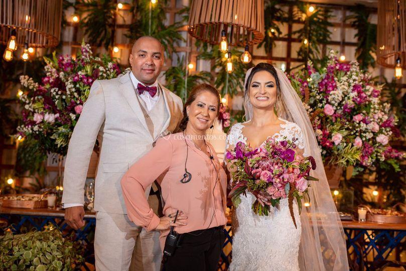 Casamento da Keity e Júlio