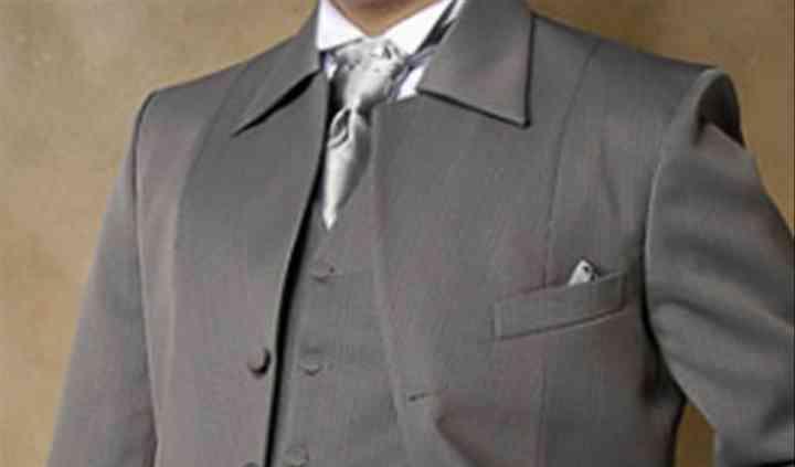 Elegância em trajes