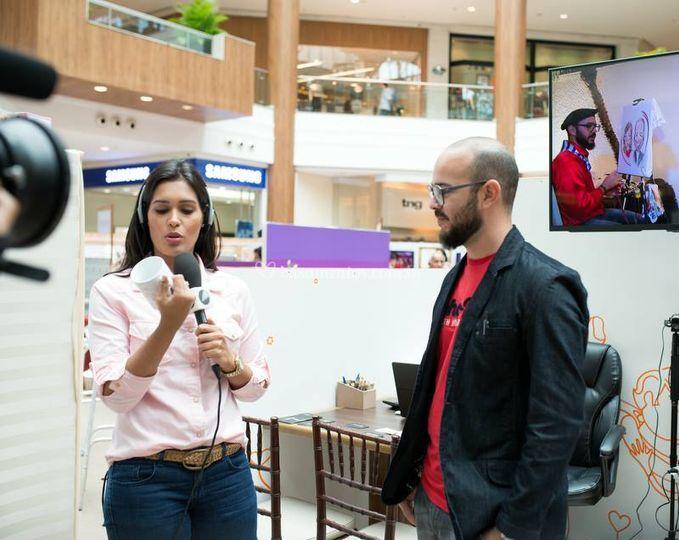 Entrevista ao Bahia Meio Dia