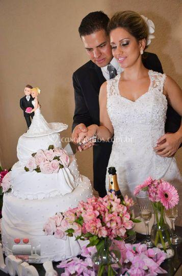 Casamento Cerimonial Emoções