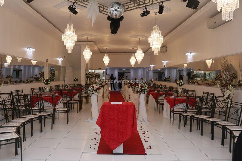 Cerimonia salão moriah