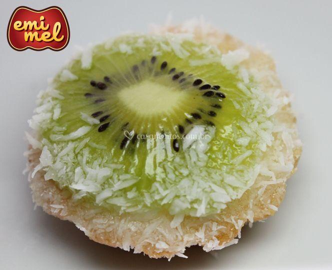 Tartelet de kiwi