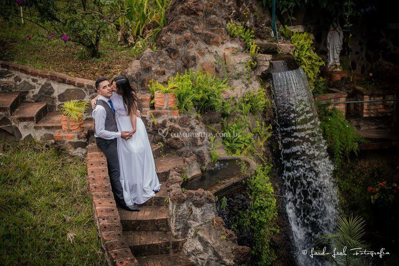 Street wedding  - 12/2017