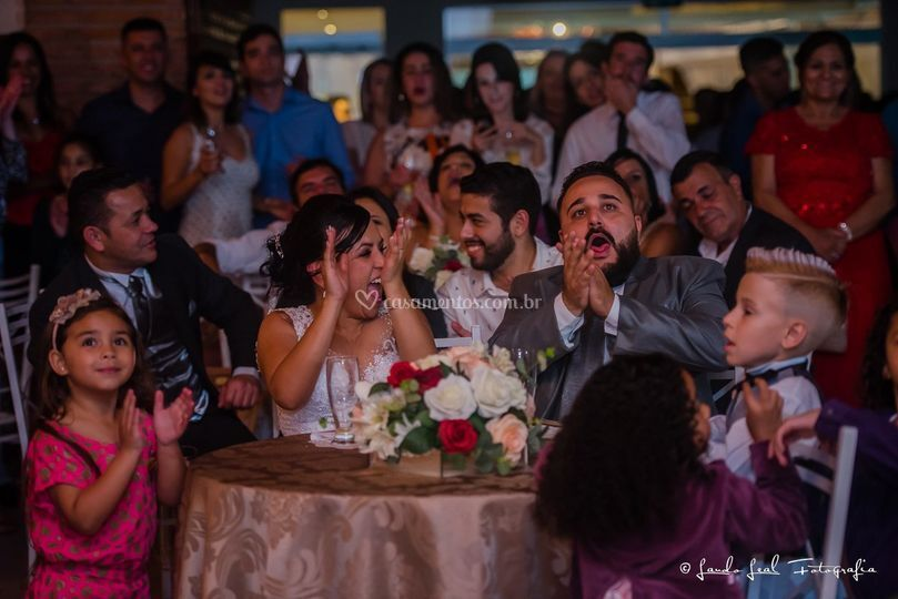Casamento -Poá