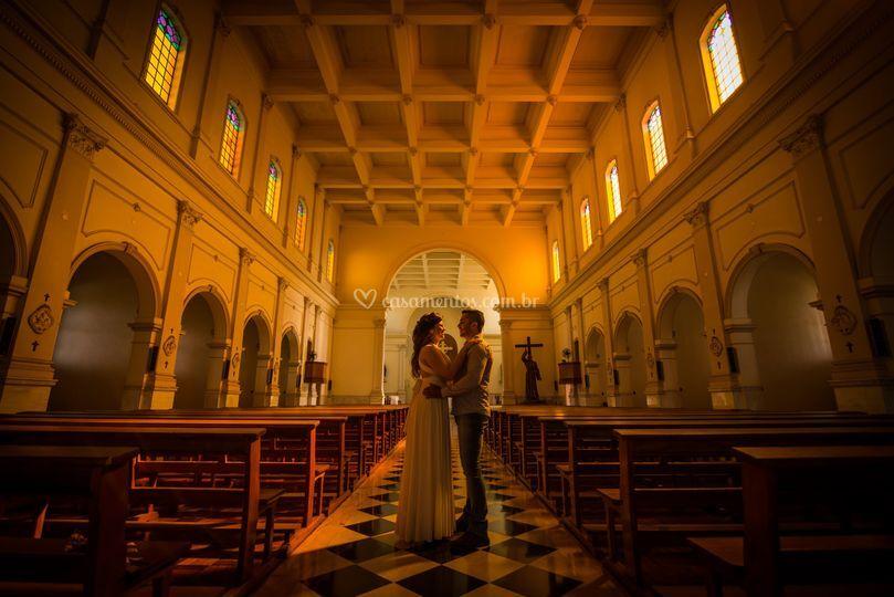 Pre-Wedding -Seminário Agudos