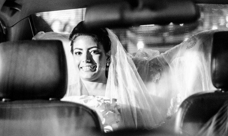 Uma bela noiva