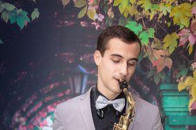 Matheus Cidrine Saxofonista