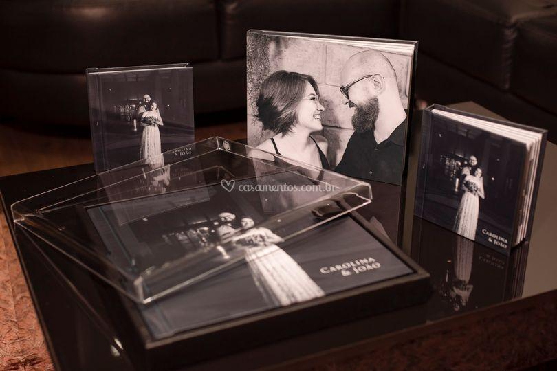 Livro Fotográfico
