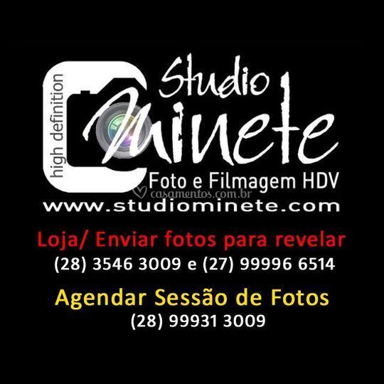 Logotipo Studio Minete