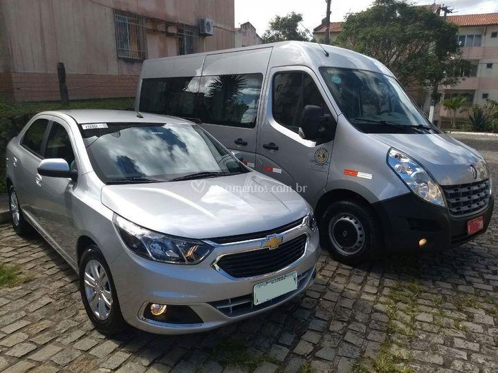Carros Novos e Climatizado