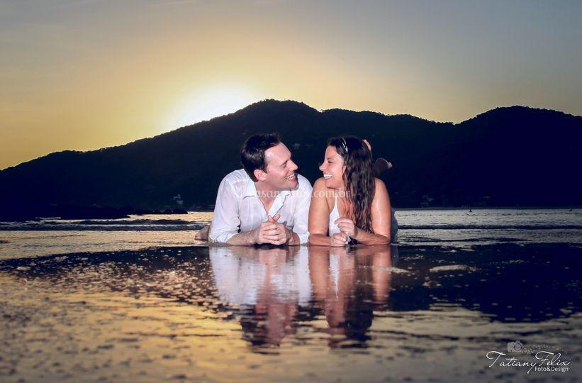 Denise & Rodrigo -Pré Wedding