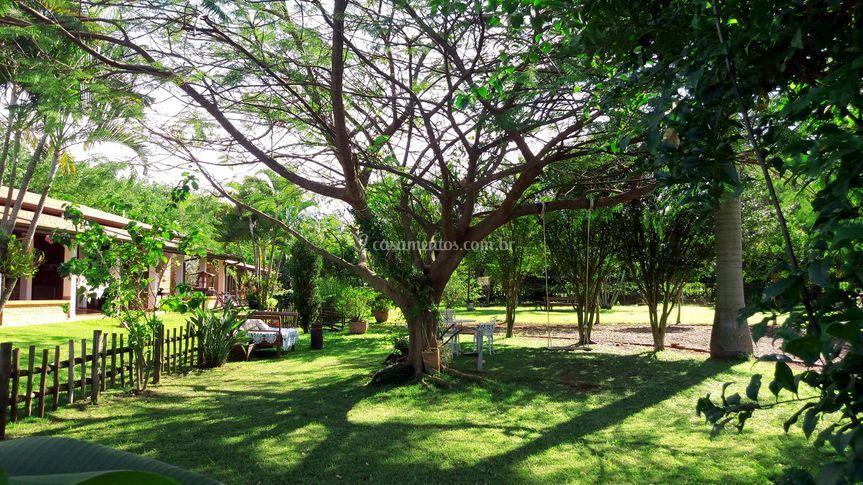 Jardim lounge