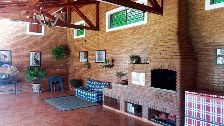 Salão do rancho