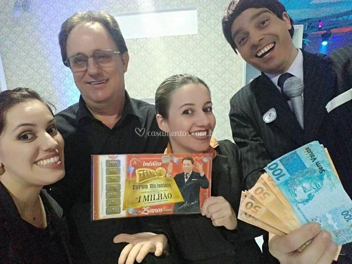 Silvio Santos Cover