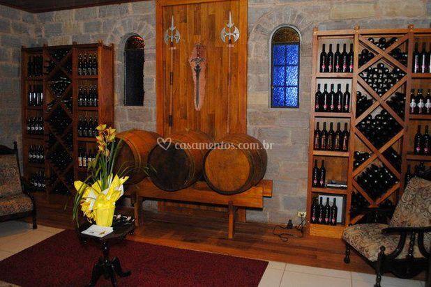 Bodega de vinhos