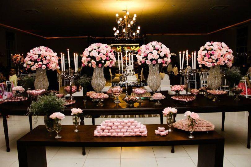 Mesa noiva