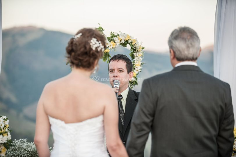 Se casaram...