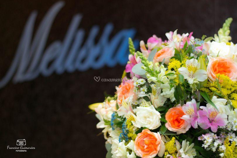 Flores para 15 Anos