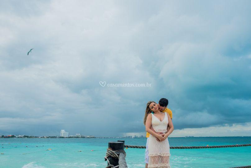 Pré weddig Cancun