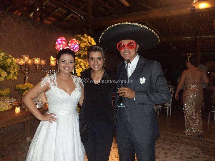 Casamento Priscila e Renato