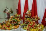 Mesa de Frutas de Buffet Luan