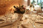 Montagem para banquete