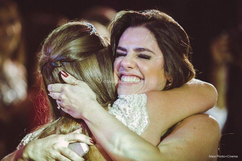 Qto amor em um abraço