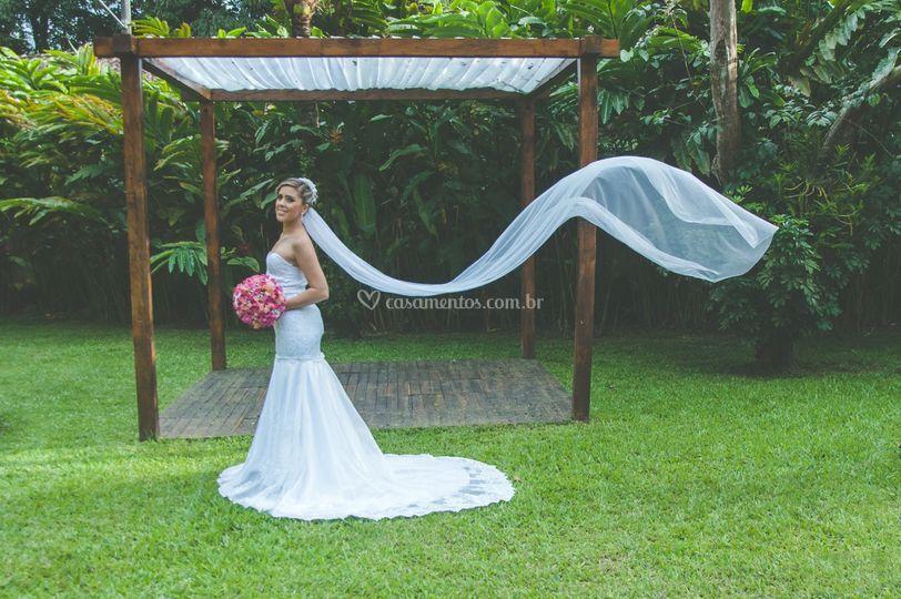 O sonho de ser noiva!