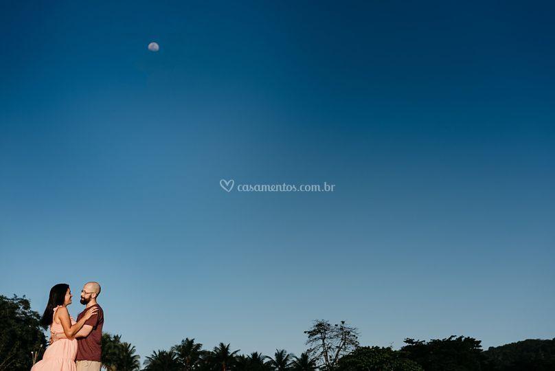 Lua de amor