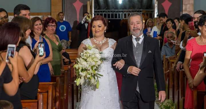 Entrada Triunfal da noiva