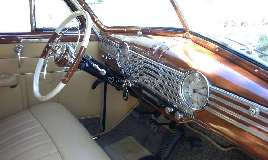 Chevrolet 1941 - Interior