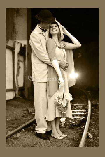 Pré-Wedding Temático