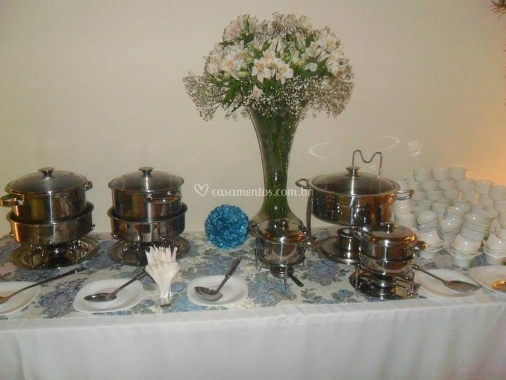 Mesa de mini jantar