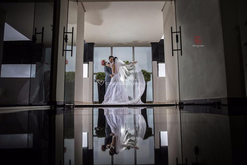 Pós-Casamento - Hotel Catuaí