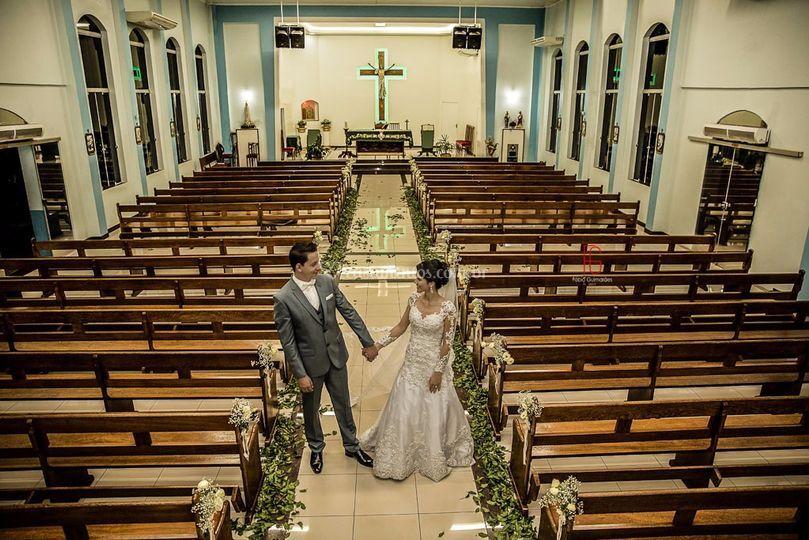 Casamento - Igreja Matriz PB