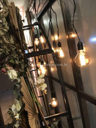 Nossa iluminação cênica