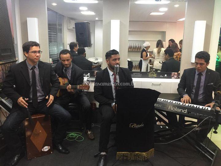 Quarteto acústico
