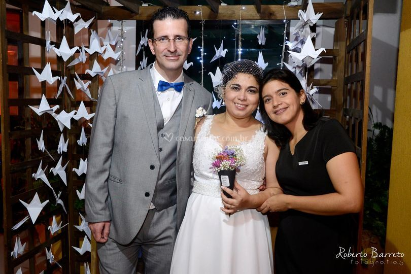 Casamento Joseja e Jones