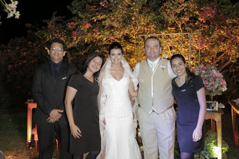Casamento Anny e Ismael