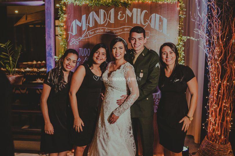 Casamento Amanda e Micael