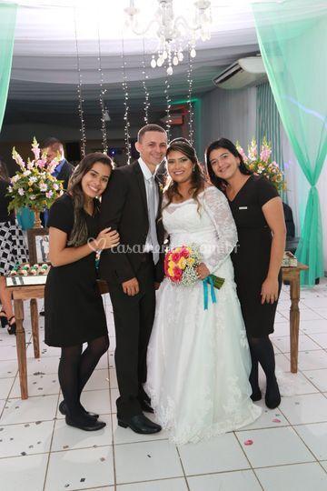 Casamento Adailza e Romero